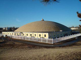 Maharishi Patanjali Golden Domes of Supreme Knowledge